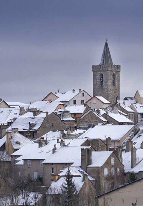 Saint-Chély-d'Apcher ©Jean-Sébastien Caron